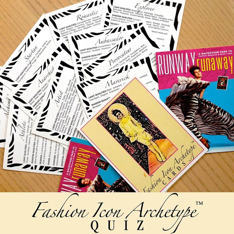 Fashion Icon Archetypes Personality Quiz